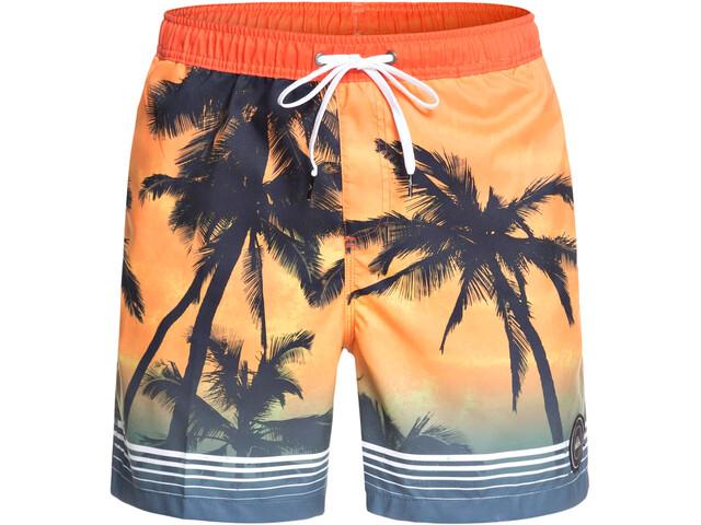 Quiksilver Paradise Volley 17 Boardshorts Herren tiger orange